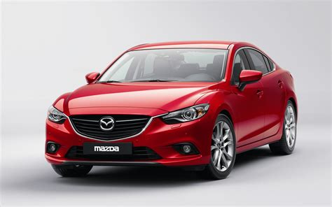Mazda Mazda6 Sedan 2014 Widescreen Exotic Car Wallpapers