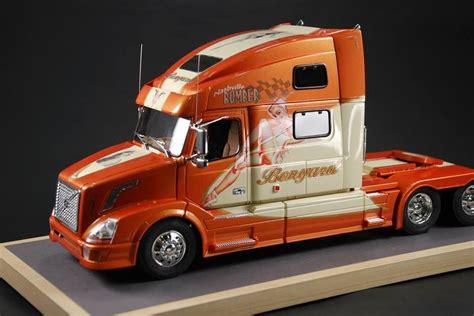 volvo semi truck models volvo truck car truck scale models