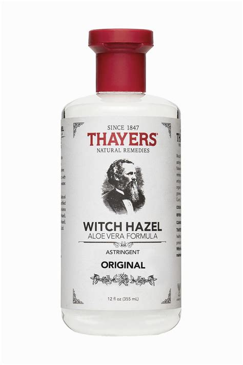 1000 ideas about witch hazel astringent on pinterest
