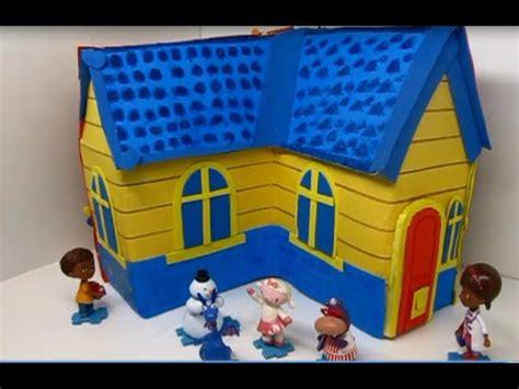 doc mcstuffins house how to make a doc mcstuffins house como hacer una casa para la doc mcstuffins youtube