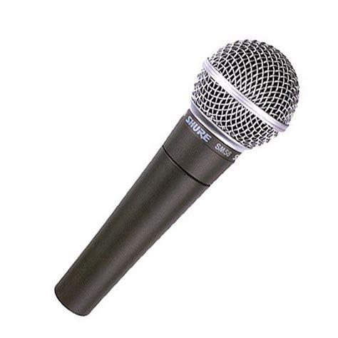 Shure Sm58sm58 Lc Vocal Microphone Original Shure Sm58 Dynamic Microphone Sam Ash