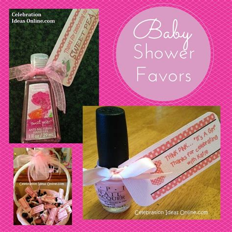 Inexpensive Baby Shower Favors Make by Cheap Baby Shower Favors You Can Make
