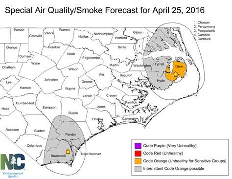 air quality map nc deq air quality maps