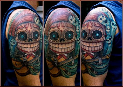 mariachi tattoo 1 wunderland custom