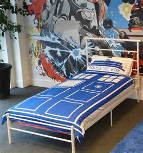 Doctor Who Duvet Dr Who Bed Set Home Furniture Design