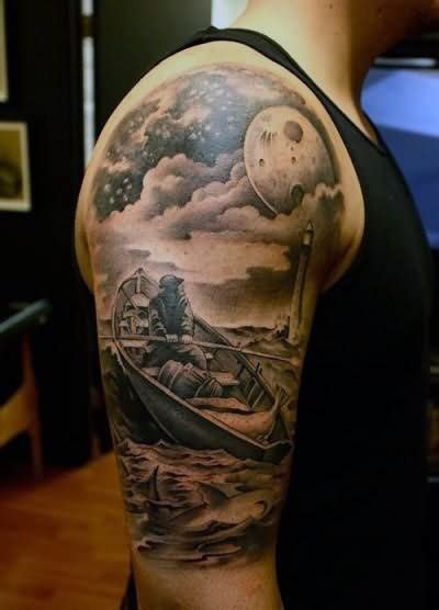 18 realistic cloud tattoos