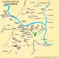 Lucknow India Map by Lucknow Map Map Of Lucknow Lucknow City Map Lucknow