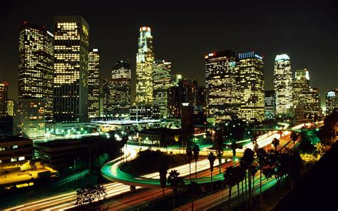 Light Los Angeles by Los Angeles Wallpapers Hd Wallpapers