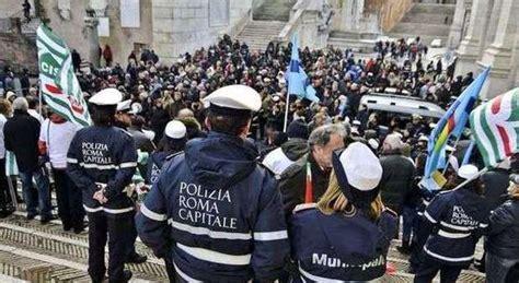 ufficio sta musica lo sciopero 12 febbraio divide i vigili il comune 171 in