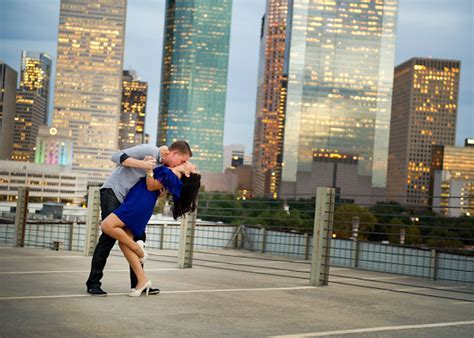 Engagement Portraits from Houston, Texas, Photographer