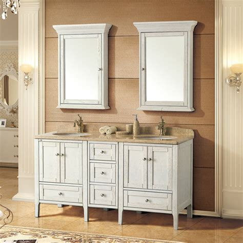 billige badezimmer vanity ideas kaufen gro 223 handel antike bad eitelkeit aus china