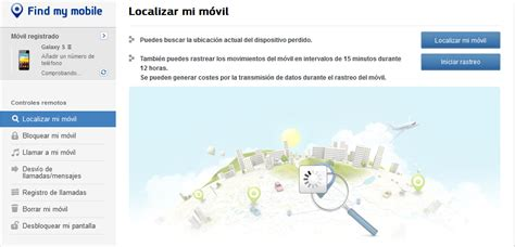 where is my mobile protect and locate your samsung with its find my mobile