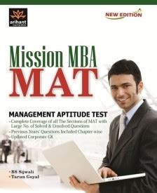 Mba Through Mat by Who Conducts Mat How Many Times Is It Conducted In A Year