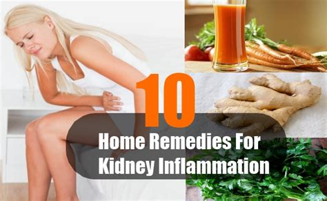 kidney infection treatment the top 10 home remedies