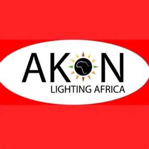 akon lighting africa drink black water