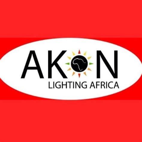 Lighting Africa by Akon Lighting Africa Drink Black Water