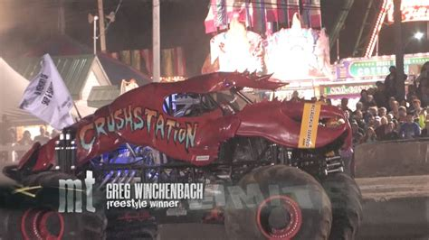 monster truck show maine tmb tv mt unlimited 5 11 monster truck throwdown