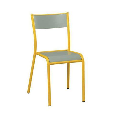 sedia per comunit 224 standard stratificato manutan italia