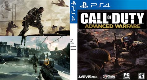Bd Ps4 Kaset Call Of Duty Advanced Warfare Original call of duty advanced warfare playstation 4 box