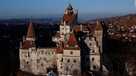 bran castle what s it like to spend a night at dracula s castle cnn com