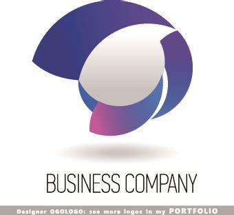 logo company design free company business logos creative design free vector in