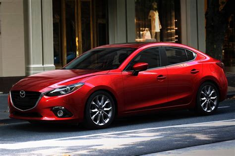 2015 mazda 3 sedan pricing features edmunds