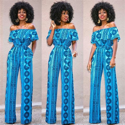 styles of ankara jump suits select a fashion style out the ankara jumpsuits styles