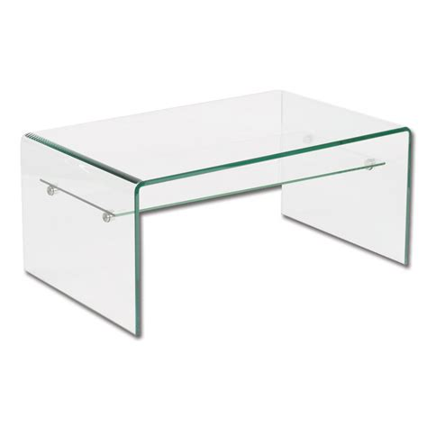 bend glass coffee table with shelf buy glass coffee tables