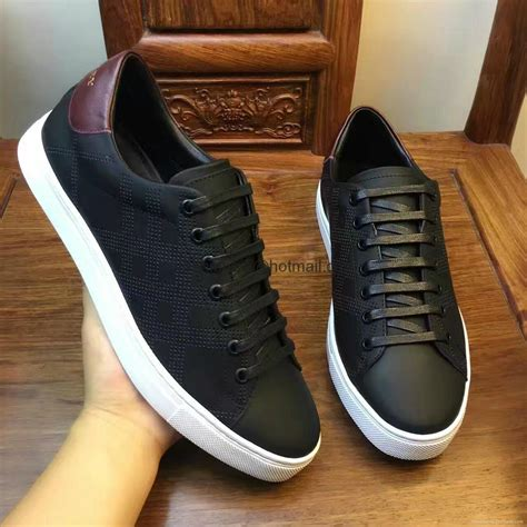 Sneaker On Sale by Cheap Burberry Shoes For Burberry Sneakers For