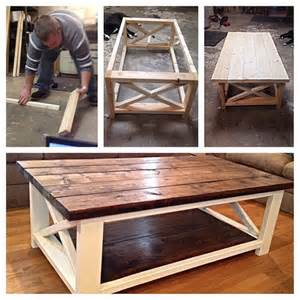 Rustic coffee table by lillardwithlove on etsy crafting by holiday