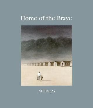 home of the brave by allen say reviews discussion