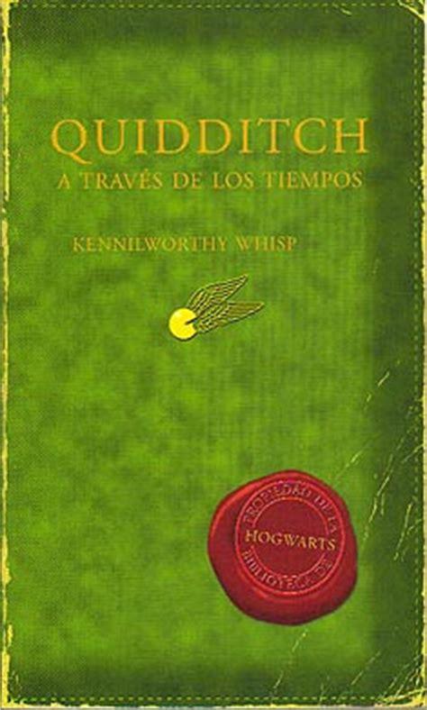 libro quidditch through the ages quidditch a trav 233 s de los tiempos libro ecured