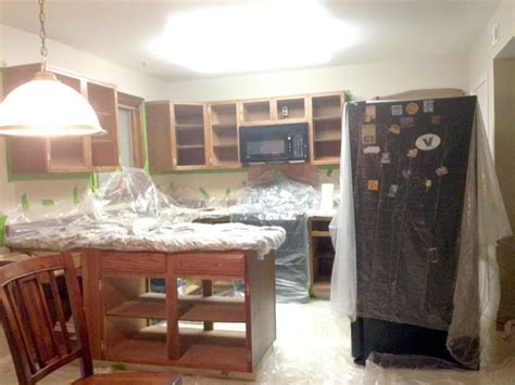 gel staining kitchen cabinets gel staining kitchen cabinets for an easy thrifty update