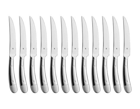is stainless steel for knives wmf stainless steel steak knife set 12