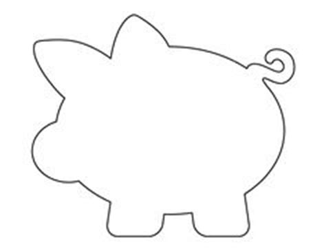 1000 Images About C Cutting Board Pig Patterns On Pinterest Pigs Animal Coloring Pages Printable Cutting Board Templates