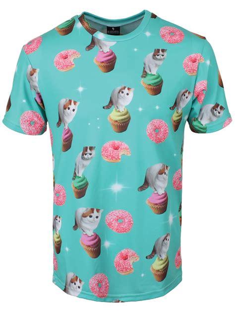 Tshirt Cupcakes 1 cats cupcakes donuts t shirt judelovesyou