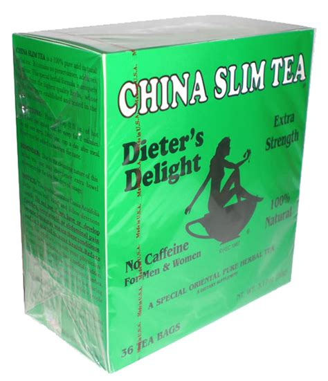 Asian Detox Tea by Herbs China Slim Tea