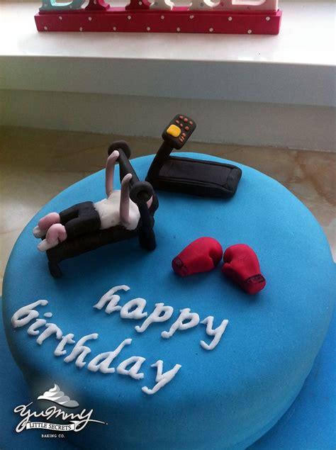 images  gym cakes  pinterest birthday cakes  gym   birthday cake