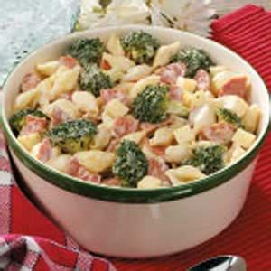 cold pasta salad recipes 4 taste of home pepperoni caesar pasta salad recipe taste of home