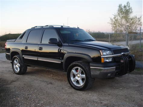 chevrolet avalanche 2004 2004 chevrolet avalanche image 9