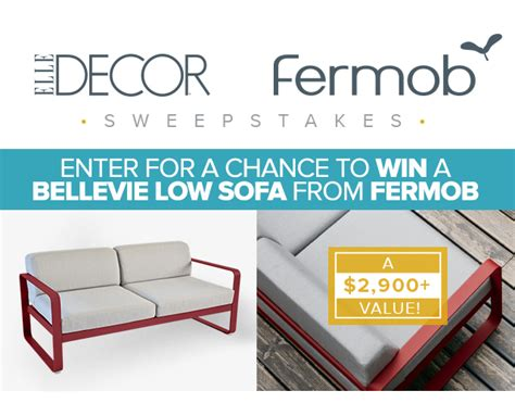 Get 1 Free Sweepstakes - elle decor magazine sweepstakes iron blog