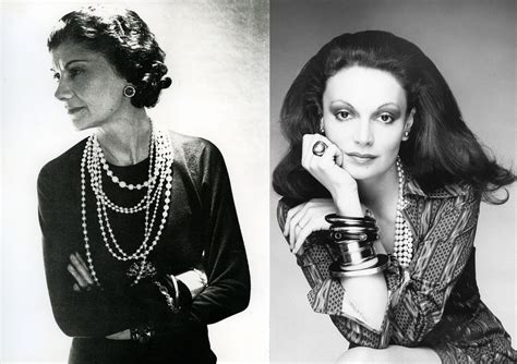 vogue on coco chanel diane von furstenberg and biographer rhonda garelick sit down with the ghost of coco chanel vogue
