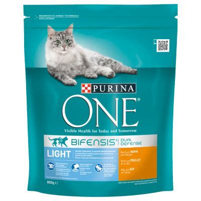 one light purina one light croquettes pour chat zooplus