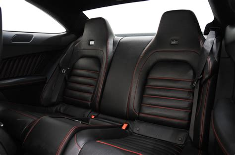 Alcantara Upholstery by Bullit Coupe 800 Black Leather And Alcantara Seats