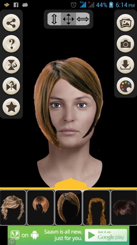 hairstyles lite app hairstyle selector hairstyles