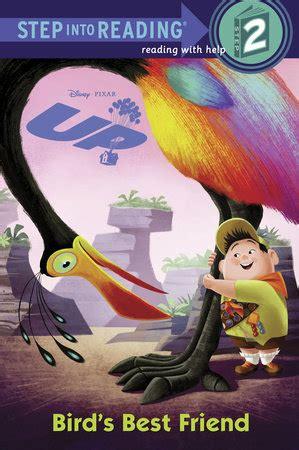 knocked up by s best friend books step into reading bird s best friend disney pixar up