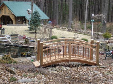 how to build a garden bridge quarto homes arched garden foot bridge from willard wood works for