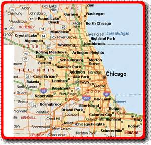 Chicago Metro Area Map by Metro Chicago Related Keywords Amp Suggestions Metro