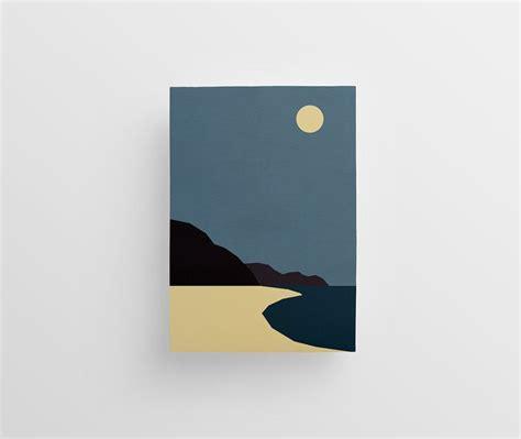 minimalist graphic design best 25 landscape illustration ideas on pinterest