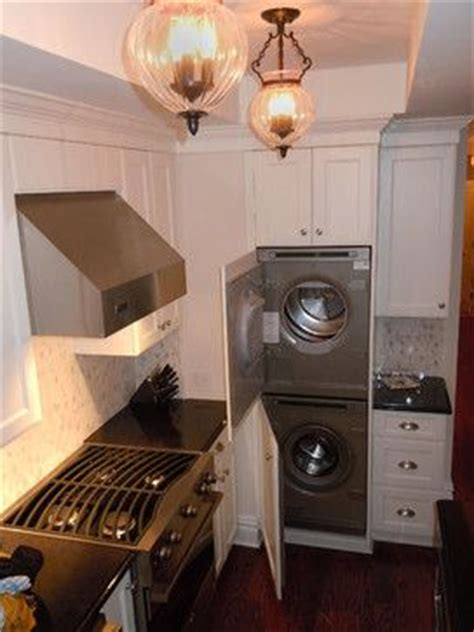 washing machine in kitchen design 17 best images about hidden washing machines on pinterest